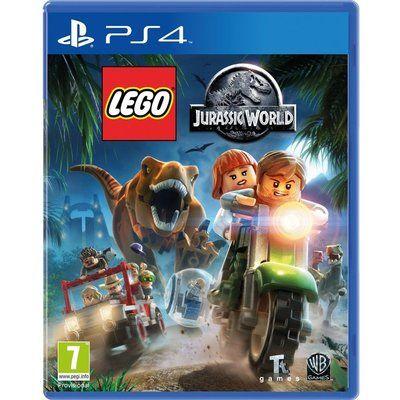 PS4 LEGO Jurassic World