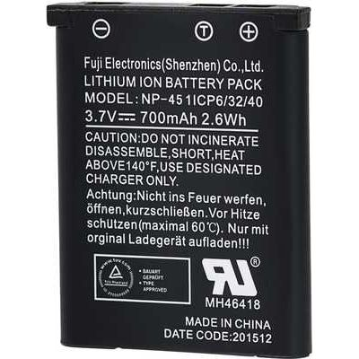 PRAKTICA NP-45 Rechargeable Battery Pack for Luxmedia WP240 Z250 Z212