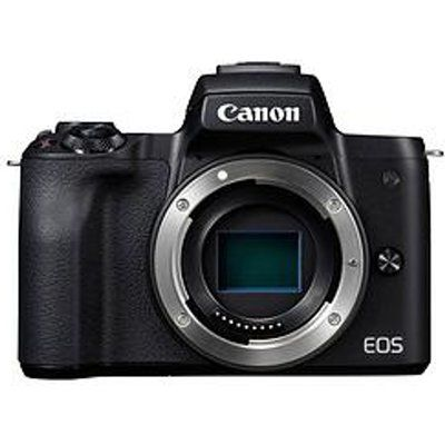 Canon EOS M50 CSC Camera - Body Only