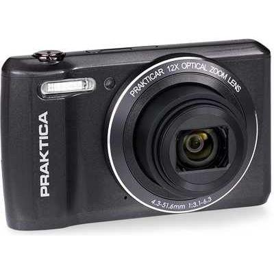 Praktica Luxmedia Z212-LE Compact Camera - Graphite