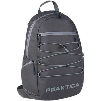 PRAKTICA Custom Scooter Backpack with Sling Strap and Rain Cover