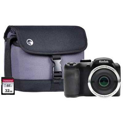 Kodak PIXPRO AZ252 Astro Zoom Bridge Camera inc 32GB SD and Case