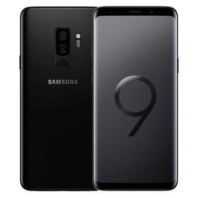 Samsung S9 Plus 128GB in Black