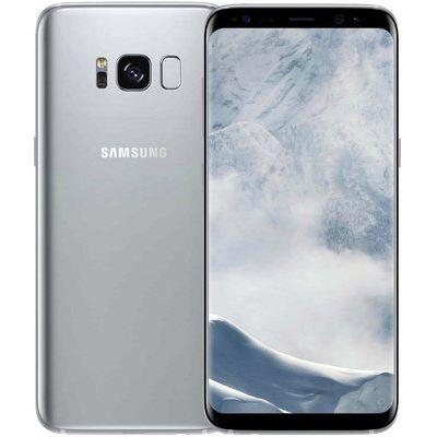 Samsung S8 64GB in Silver