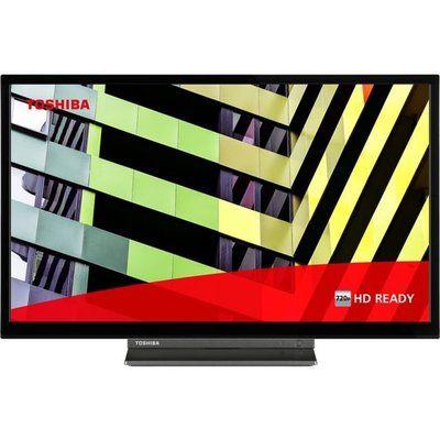 "Toshiba 24WD3C63DB 24"" Smart 720p HD Ready TV"