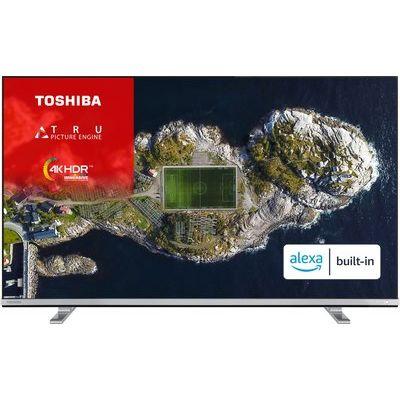 "Toshiba 55"" Smart 4K Ultra HD LED Alexa TV With HDR"