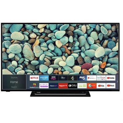 "Toshiba 43"" 43UK3163DB Smart 4K UHD HDR LED Freeview TV"