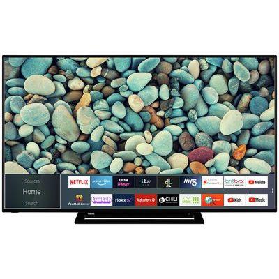 "Toshiba 65"" 65UK3163DB Smart 4K UHD HDR LED Freeview TV"