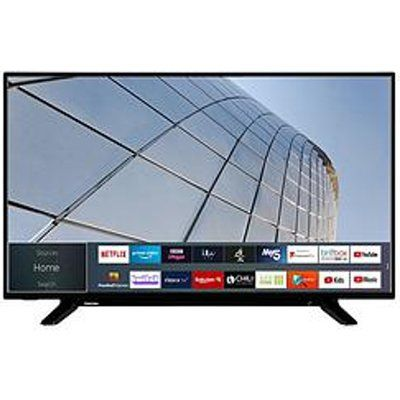"Toshiba 43UL2163DBC 43"" 4K Ultra HD HDR Freeview Play Smart TV"