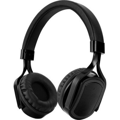 Akai A61042B Wireless Bluetooth Headphones - Black