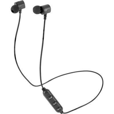 Akai A61046G Wireless Bluetooth Earphones - Grey