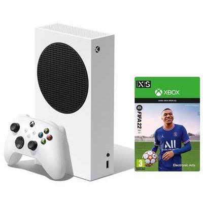 Microsoft Xbox Series S 512GB All-Digital Console with FIFA 22