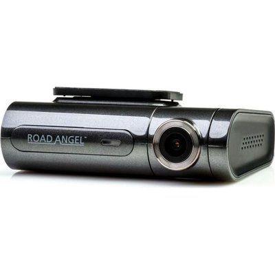 Road Angel Halo Pro Deluxe Quad HD Dash Cam - Black & Grey
