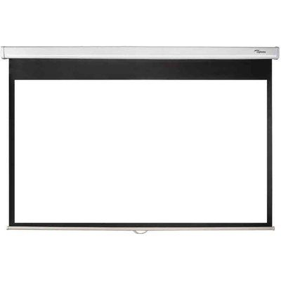 Optoma DS-9092PWC 92 Pull Down Projector Screen