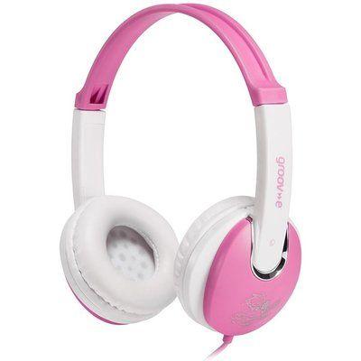 Groov-E KIDZ GV-590-PW Kids Headphones - Pink