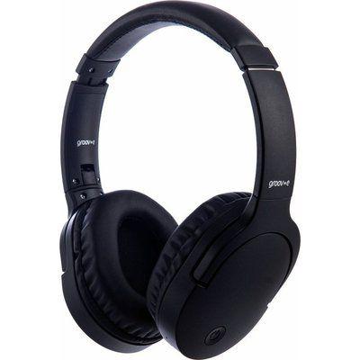 Groov-E Ultra GV-BT700-BK Wireless Bluetooth Headphones - Black
