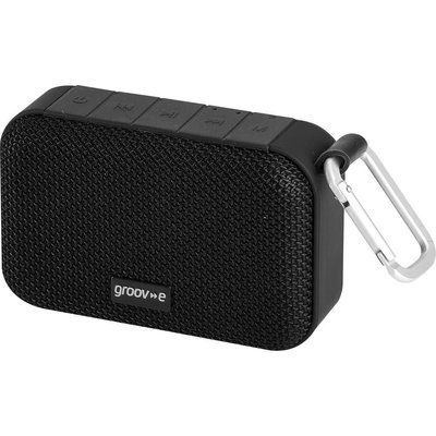 Groov-E Wave II GVSP462BK Portable Bluetooth Speaker - Black
