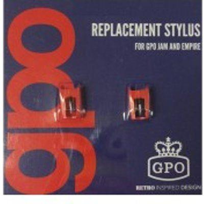 GPO Bermuda 2x Stylus for Bermuda/Jam/Empire Turntables