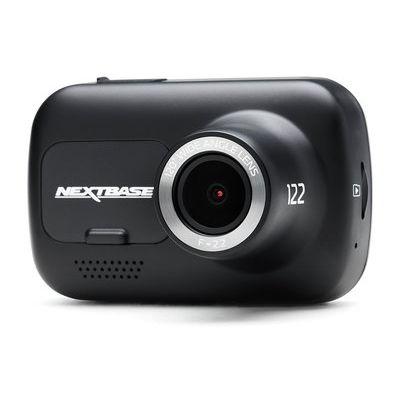 Nextbase 122 HD Dash Cam - Black