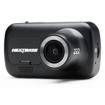 Nextbase 222 Full HD Dash Cam - Black