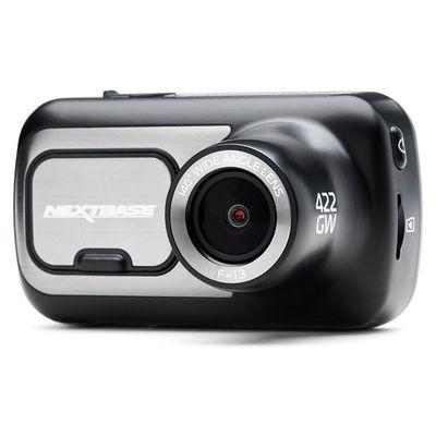 Nextbase 422GW Quad HD Dash Cam with Amazon Alexa - Black