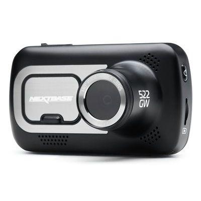 Nextbase 522GW Quad HD Dash Cam with Amazon Alexa - Black