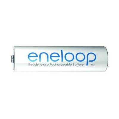 Panasonic Eneloop Rechargeable Ni-MH AA Batteries - Pack of 8
