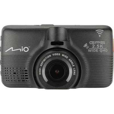 MIO MiVue 798 Quad HD Dash Cam - Black
