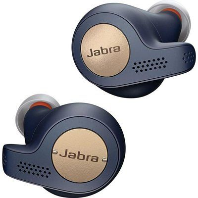 Jabra Elite 65t Wireless Bluetooth Headphones - Copper Blue