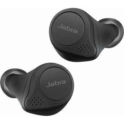Jabra Elite 75t Wireless Bluetooth Earphones - Black