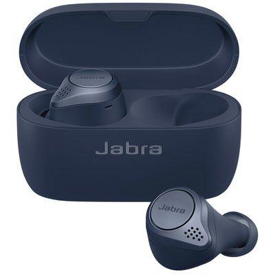 Jabra Elite Active 75T Wireless Bluetooth Earphones - Navy