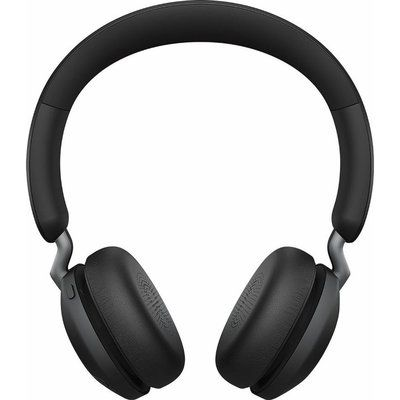 Jabra 45h Wireless Bluetooth Headphones - Titanium Black