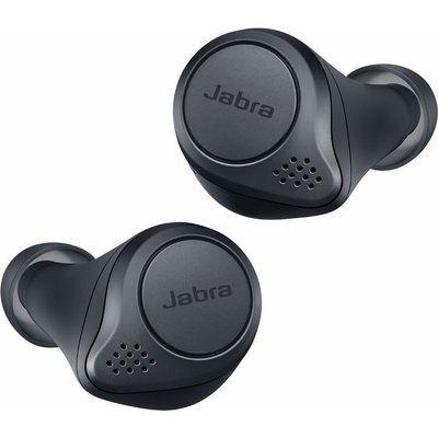 Jabra Elite Active 75T Wireless Bluetooth Earphones - Grey