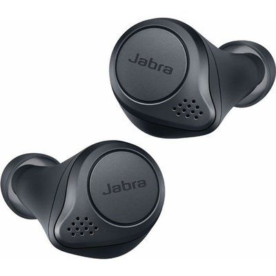 Jabra Elite Active 75T Wireless Charging Enabled Wireless Bluetooth Earphones - Grey