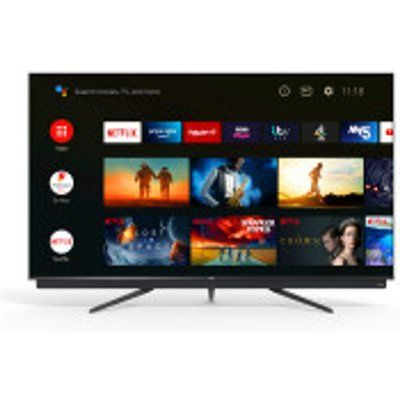 TCL 75C815K 75 Inch QLED 4K Ultra HD Android TV