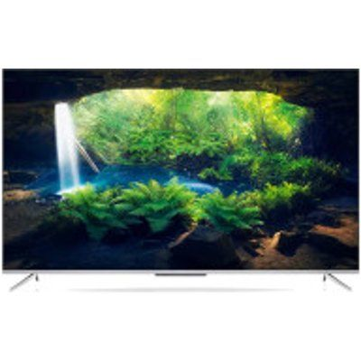 """TCL 65P715K 65"""" Ultra Slim 4K TV with HDR 10 and Android TV"""
