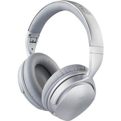 Volkano Silenco Series VK-2003-SL Wireless Bluetooth Noise-Cancelling Headphones - Silver