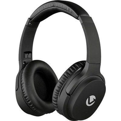 Volkano Rhapsody Series VK-2006-BK Wireless Bluetooth Noise-Cancelling Headphones - Black