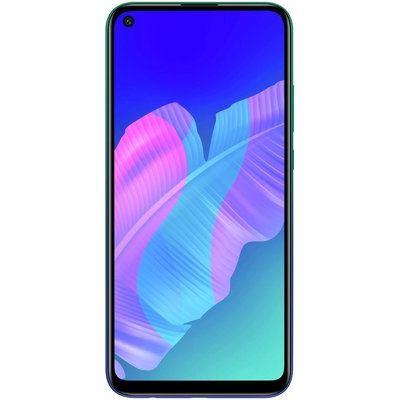Huawei P40 Lite E 64GB in Aurora Blue