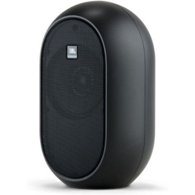 JBL One Series 104 Reference Monitors - Black
