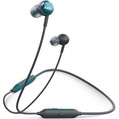 AKG Y100 Wireless Bluetooth Earphones - Green