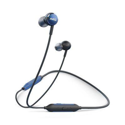 AKG Y100 Wireless Bluetooth Earphones - Blue