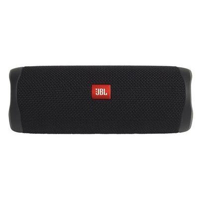 JBL Flip 5 Portable Bluetooth Speaker - Black
