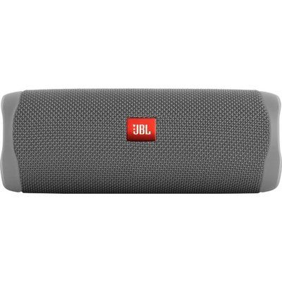 JBL Flip 5 Portable Bluetooth Speaker - Grey