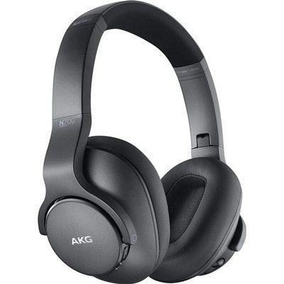 AKG N700NCM2 Wireless Bluetooth Noise-Cancelling Headphones - Black