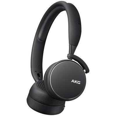 AKG Y400 Wireless Bluetooth Headphones - Black