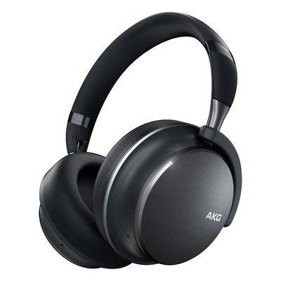 AKG Y600NC Wireless Bluetooth Noise-Cancelling Headphones - Black