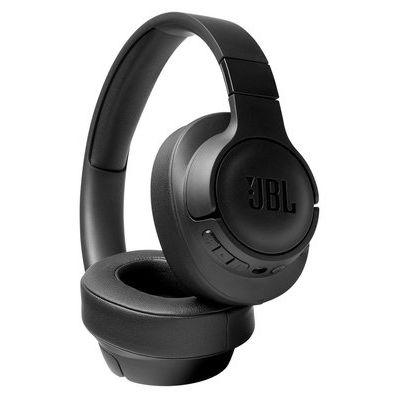 JBL Tune750 Over-Ear Wireless ANCHeadphones - Black