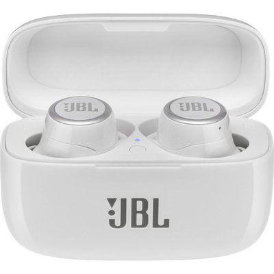 JBL Live 300TWS Wireless Bluetooth Earphones - White