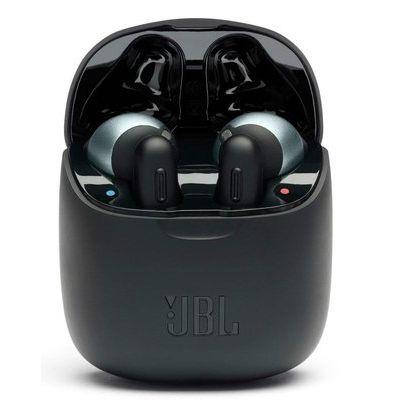 JBL Tune 220TWS Wireless Bluetooth Earphones - Black